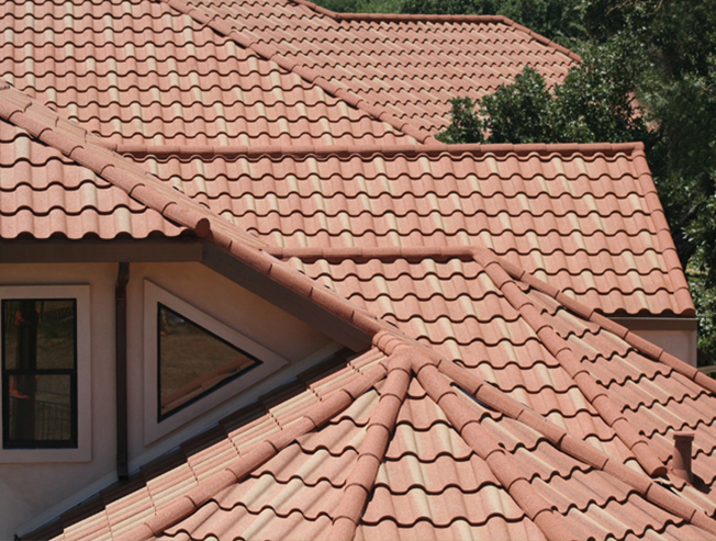 Types of roofing materials scottsdale home inspection for Different types of roofing materials