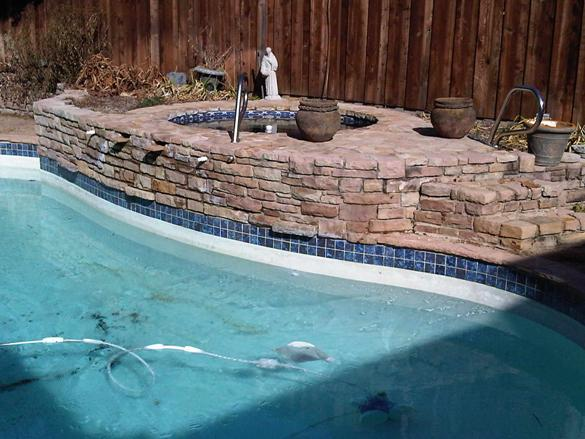 Swimming pool surfaces phoenix home inspection primespec consulting for Phoenix swimming pool white city