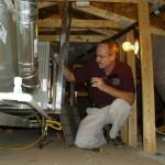 PrimeSpec Consulting -Attic Inspection