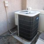 AC unit inspection